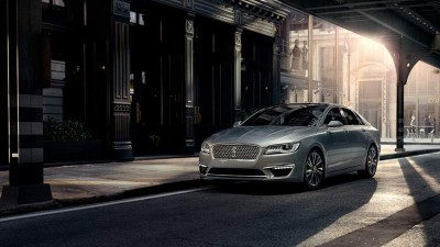 2017 Lincoln MKZ 4