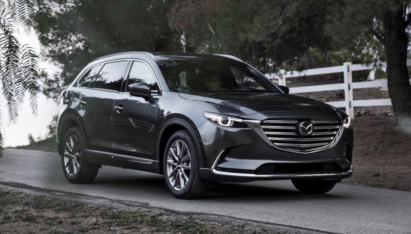 2017 Mazda CX-9 Exterior 11