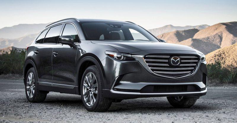 2017 Mazda CX-9 Exterior 12
