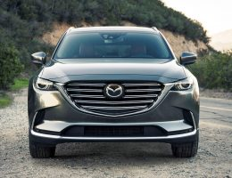 2017 Mazda CX-9 Revealed: Gorgeous Redesign, Lux Cabin and New Turbo Power