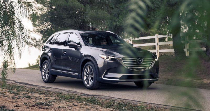 2017 Mazda CX-9 Exterior 5
