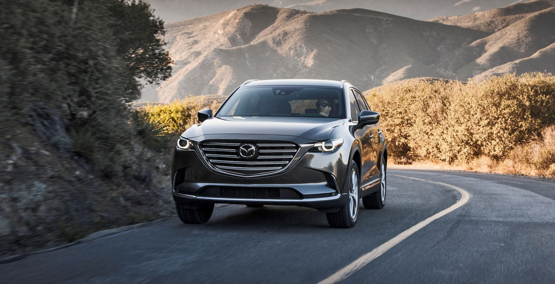 2017 Mazda CX 9 Revealed Gorgeous Redesign Lux Cabin And