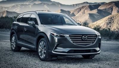 2017 Mazda CX-9 Exterior 8