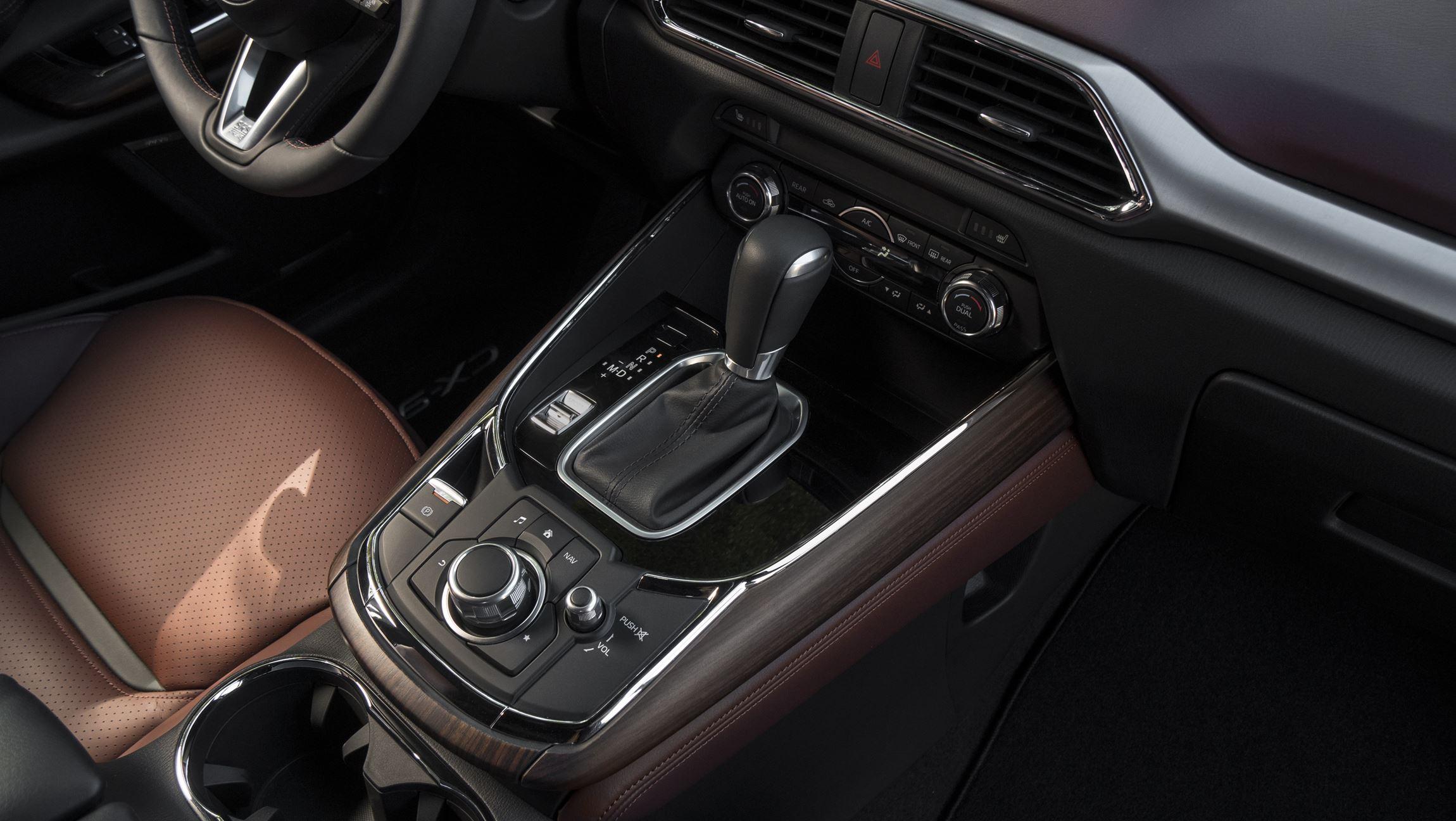 2017 Mazda Cx 9 Interior 7