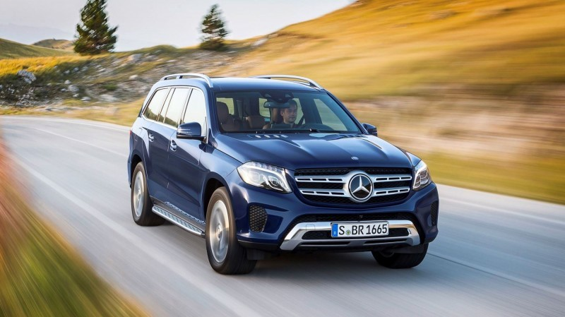 2017 Mercedes-Benz GLS 15