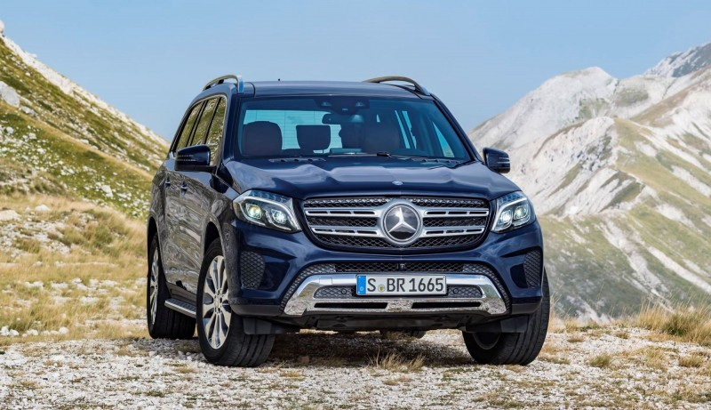 2017 Mercedes-Benz GLS 19
