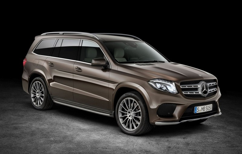 2017 Mercedes-Benz GLS 21
