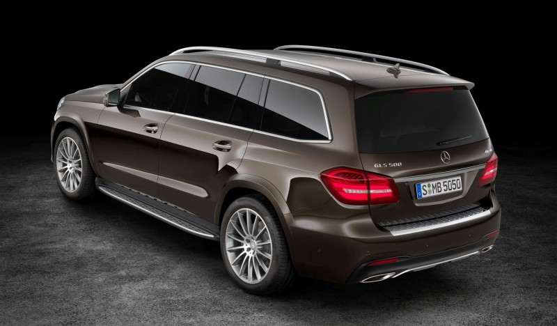 2017 Mercedes-Benz GLS 22
