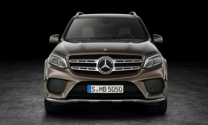2017 Mercedes-Benz GLS 23