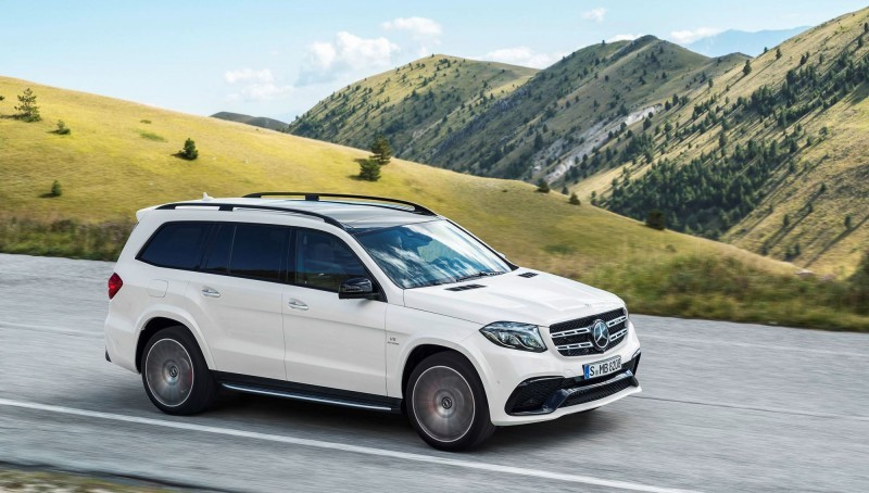 2017 Mercedes-Benz GLS 7