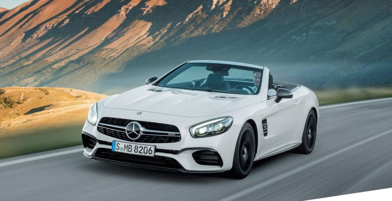 2017 Mercedes-Benz SL 10