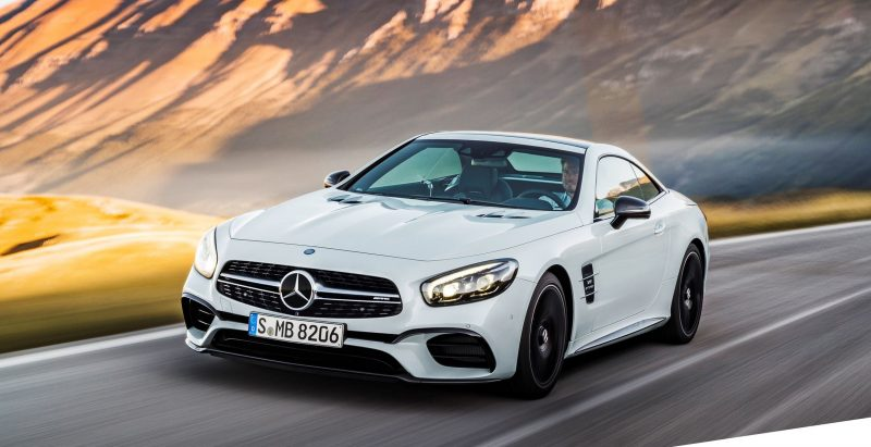 2017 Mercedes-Benz SL 11