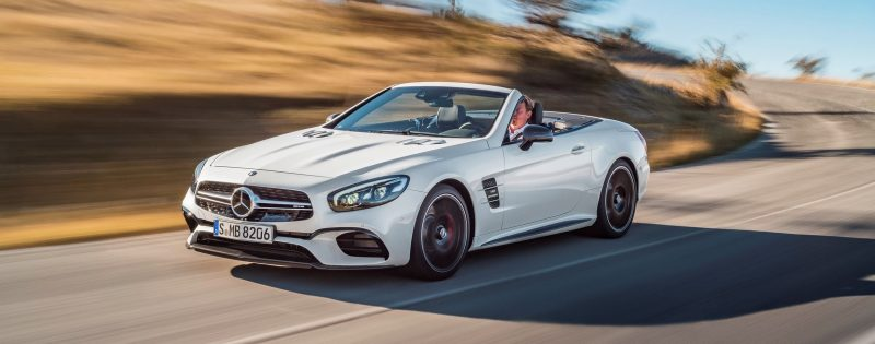 2017 Mercedes-Benz SL 13