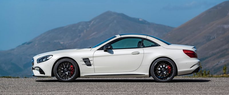 2017 Mercedes-Benz SL 15