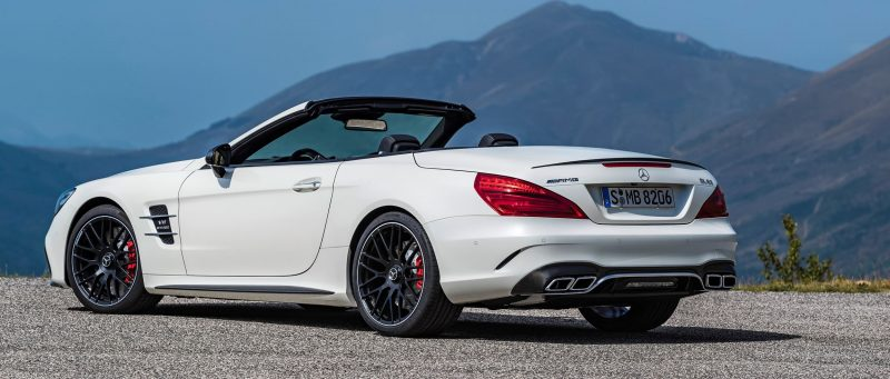 2017 Mercedes-Benz SL 19