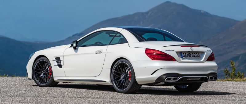 2017 Mercedes-Benz SL 20