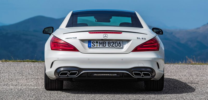 2017 Mercedes-Benz SL 21