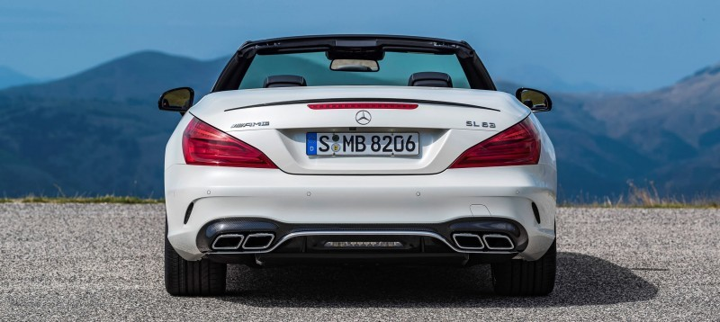 2017 Mercedes-Benz SL 22