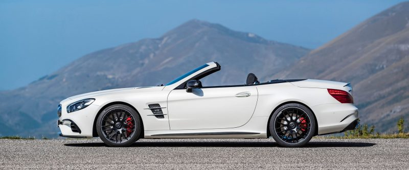 2017 Mercedes-Benz SL 23