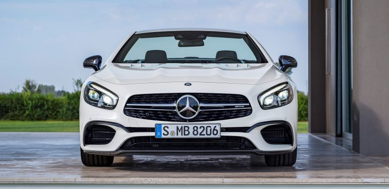 2017 Mercedes-Benz SL 24