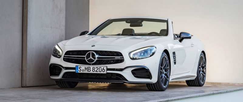 2017 Mercedes-Benz SL 25