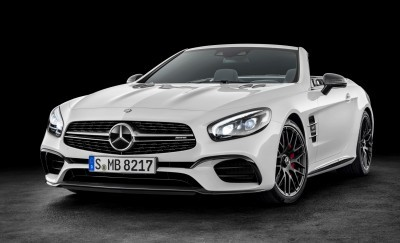 2017 Mercedes-Benz SL 46
