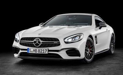 2017 Mercedes-Benz SL 47
