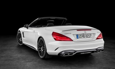 2017 Mercedes-Benz SL 48