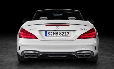 2017 Mercedes-Benz SL 51
