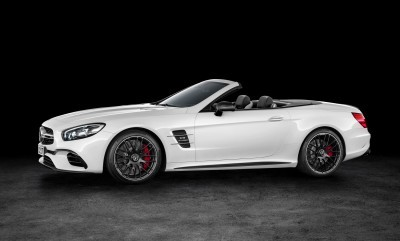 2017 Mercedes-Benz SL 53