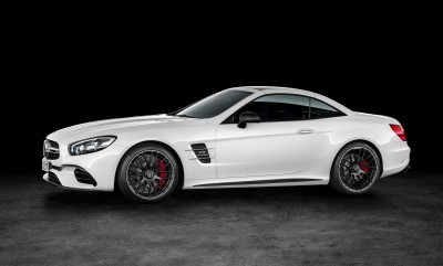 2017 Mercedes-Benz SL 54