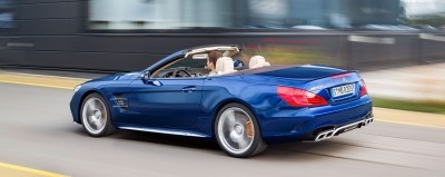 2017 Mercedes-Benz SL 64
