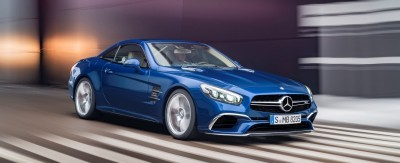 2017 Mercedes-Benz SL 65