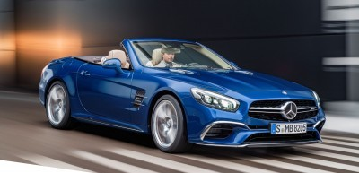 2017 Mercedes-Benz SL 66
