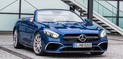 2017 Mercedes-Benz SL 70