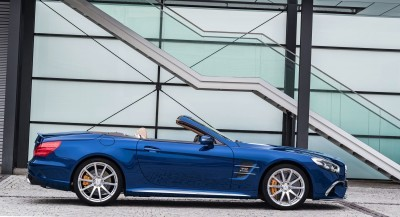 2017 Mercedes-Benz SL 71