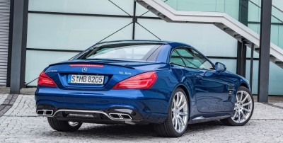 2017 Mercedes-Benz SL 74