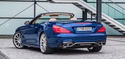 2017 Mercedes-Benz SL 76