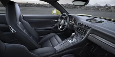 2017 Porsche 911 Turbo 1
