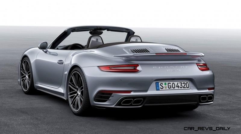 2017 Porsche 911 Turbo 10