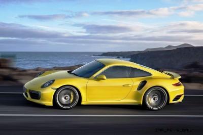 2017 Porsche 911 Turbo 15