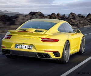 Popular 25s 215MPH 2017 Porsche 911 Turbo S Revealed  New Anti