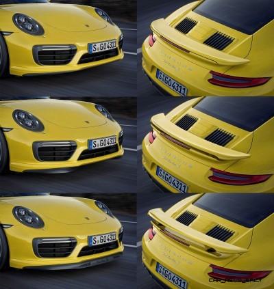 2017 Porsche 911 Turbo 20