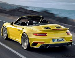 2.5s, 215MPH 2017 Porsche 911 Turbo S Revealed – New Anti-Lag H6TT On-Sale in January!