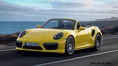 2017 Porsche 911 Turbo 24