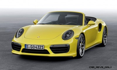 2017 Porsche 911 Turbo 25