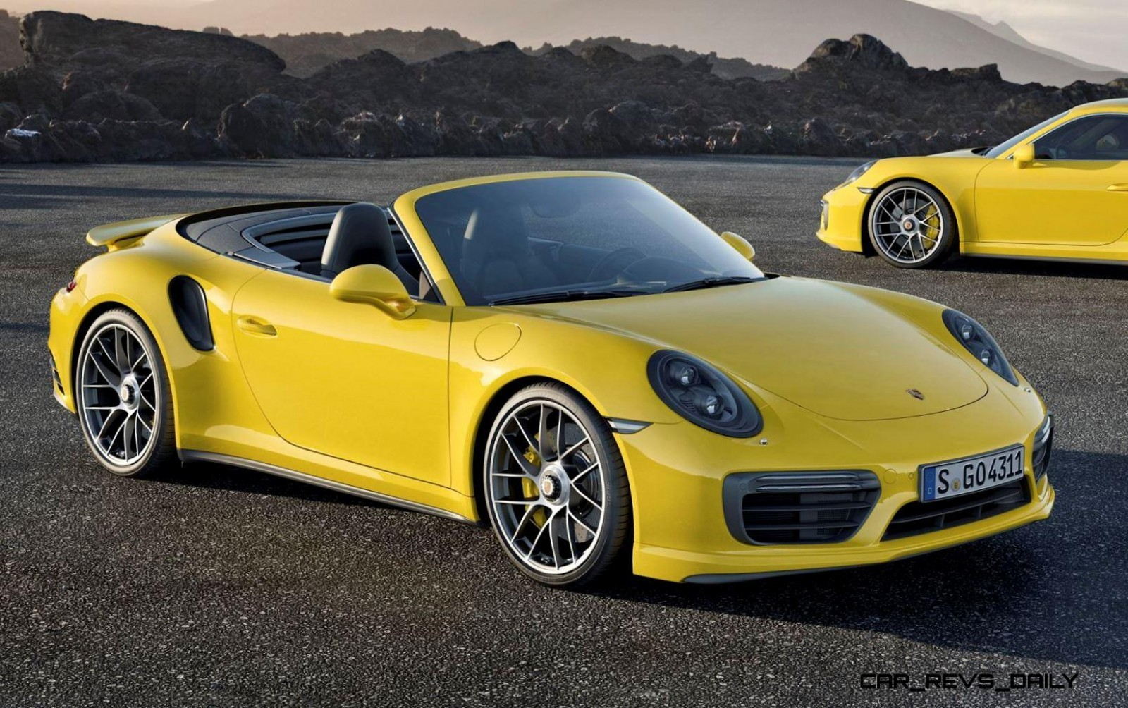 215mph 2017 porsche 911 turbo s revealed new anti lag h6tt on sale in january. Black Bedroom Furniture Sets. Home Design Ideas