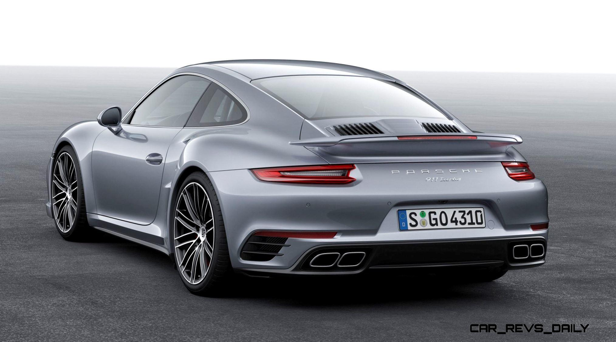 215mph 2017 porsche 911 turbo s revealed new anti. Black Bedroom Furniture Sets. Home Design Ideas