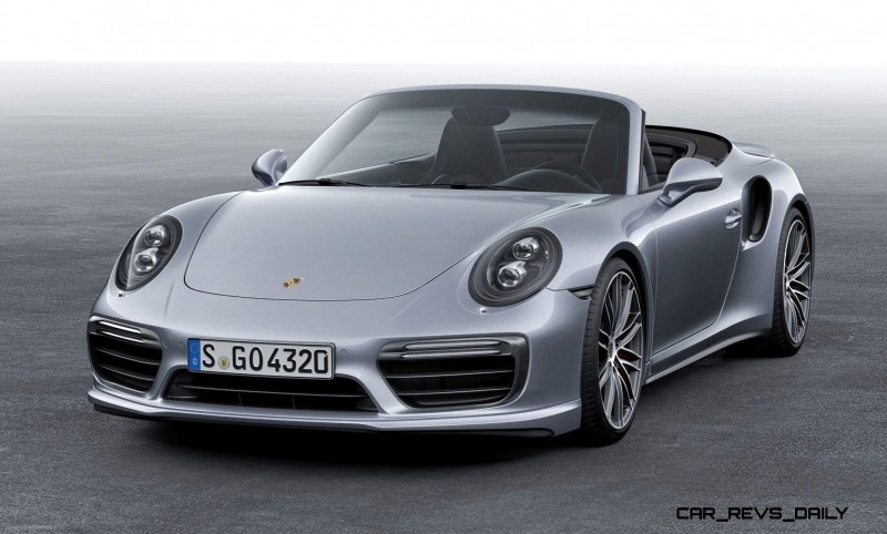 2017 Porsche 911 Turbo 9