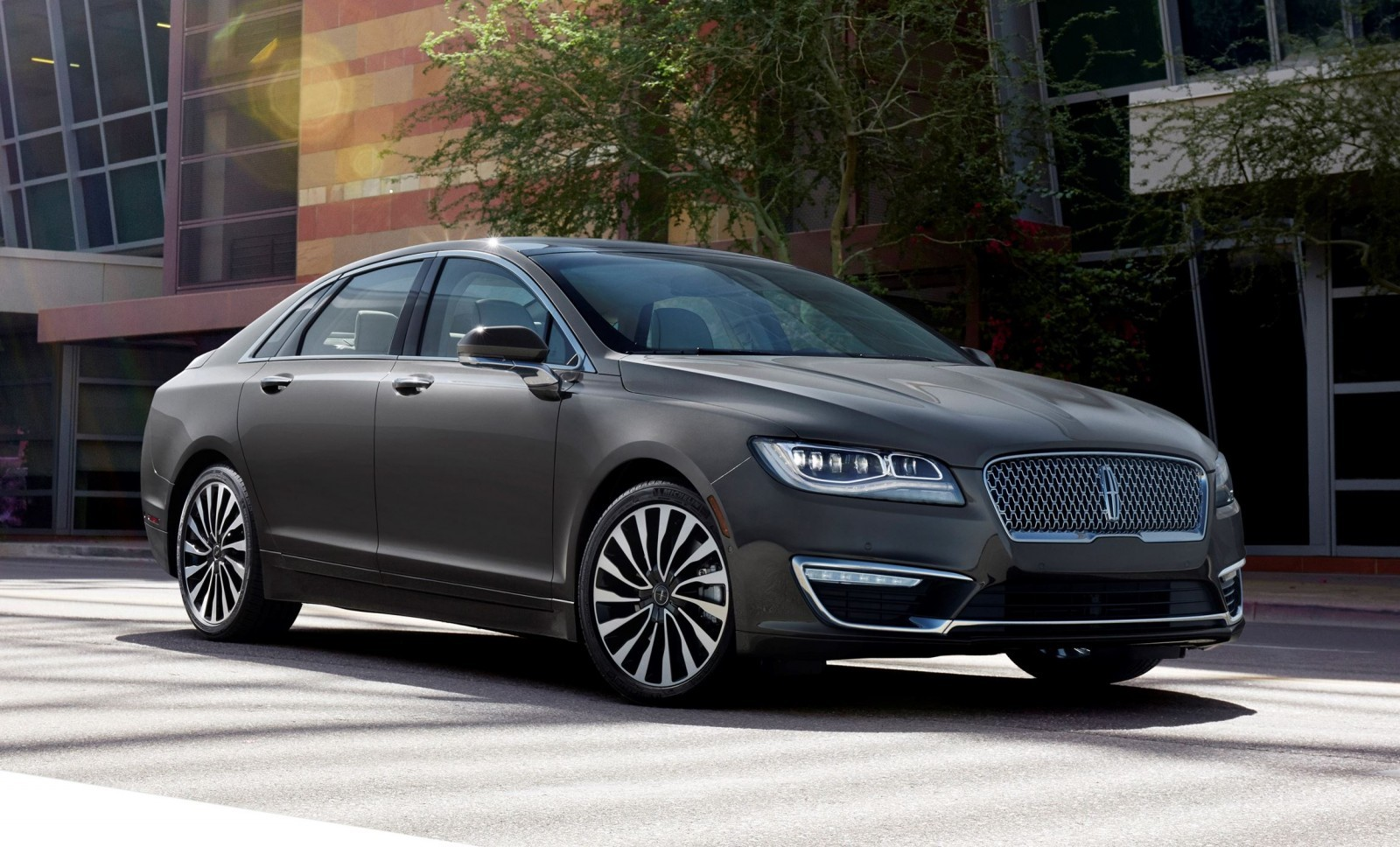 2017 lincoln mkz 400hp v6tt new tvd awd drivers pack car revs. Black Bedroom Furniture Sets. Home Design Ideas
